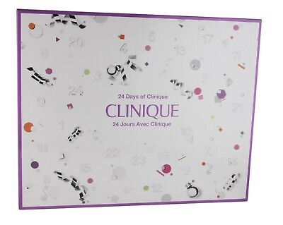 CLINIQUE Adventskalender 2017 All About Eyes REPAIR SERUM Aromatics EdP MASCARA