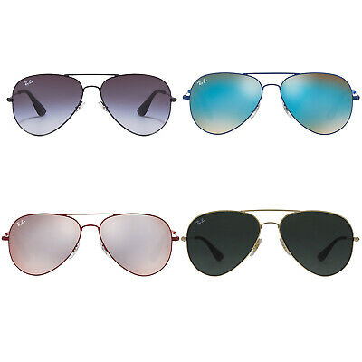 Ray-Ban RB3558 58mm Aviator Sunglasses (Choose Color!)