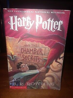 Harry Potter: Harry Potter and the Chamber of Secrets 2 by J. K. Rowling (2000,