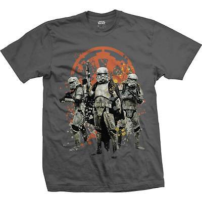 HAN SOLO A STAR WARS STORY Stormtroopers Comp T-SHIRT OFFICIAL MERCHANDISE