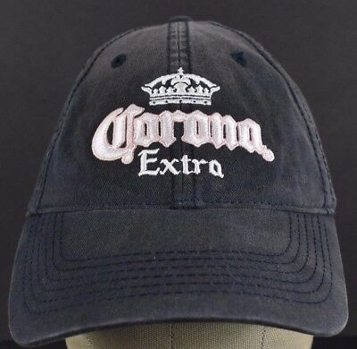 11a54fd9435 Blue Corona Extra Beer Logo Pink Girls Embroidered baseball hat cap  Adjustable