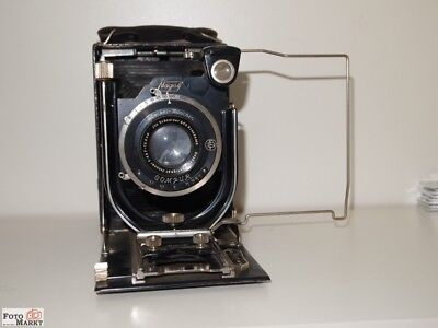 Nagel 30 Run Ground Camera 9x12cm Schneider Doppel-Anastigmat 4,5 f=13,5cm (Top)
