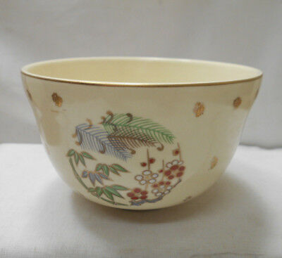 Japanese Tea Ceremony Pottery Bowl Chanoyu Traditional Vintage #137