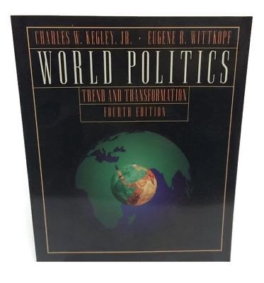 World Politics: TREND y transformación by Charles con Jr. kegley