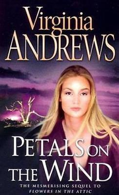 NEW Petals On The Wind By Virginia Andrews Paperback Free Shipping