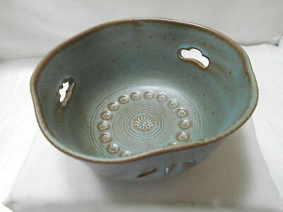 Japanese Tea Ceremony Pottery Bowl Chanoyu Traditional  Vintage #148