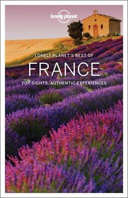 NEW Best of France By Lonely Planet Travel Guide Paperback Free Shipping
