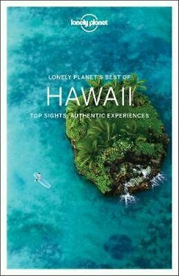 NEW Best of Hawaii By Lonely Planet Travel Guide Paperback Free Shipping