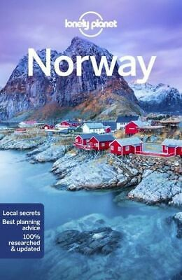 NEW Norway By Lonely Planet Travel Guide Paperback Free Shipping