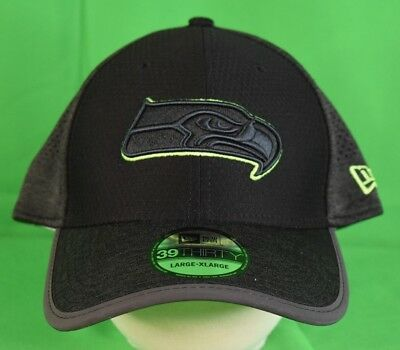 1bb543af0 ... uk new era 39thirty mens nfl seattle seahawks stretch fit hat cap nwt m  l 5b2be a6254 ...