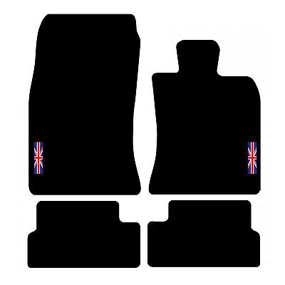 MINI 2006 to 2013 (R56) Tailored Carpet Car Floor Mats with logo