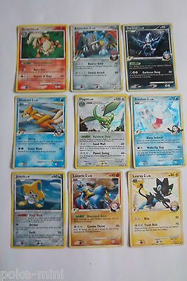 Complete Set  Rising Rivals No Lv X Pokemon Cards