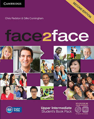 face2face Upper Intermediate Student's Book with DVD-ROM and Online Workbook Pac