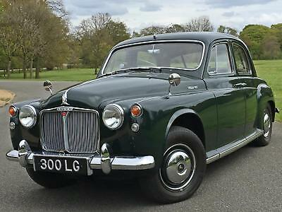1963 Rover 95 - 1 FAMILY OWNED FROM NEW - AMAZING RESTORATION