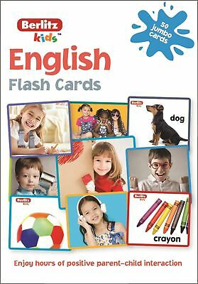 Berlitz Flash Cards English Latest Edition