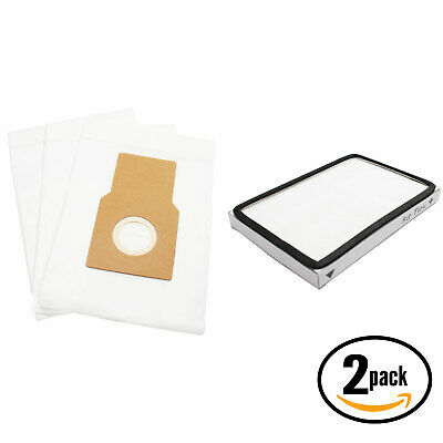 S176 S184 30 Vacuum Bags for Miele S170i S300 S200