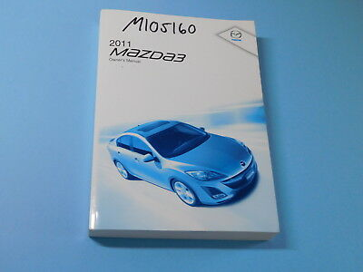2011 mazda 3 owners manual books set with case 24 95 picclick rh picclick com mazda 3 2016 owners manual pack for sale mazda 3 2016 owners manual