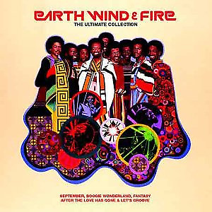 The Ultimate Collection [MINIDISC], Earth, Wind & Fire, Very Good