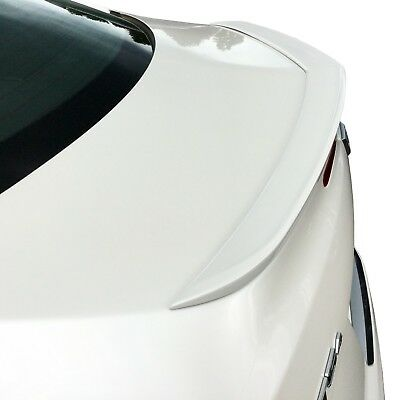 UNPAINTED SPOILER Wing NO DRILL Factory Style For: CADILLAC ATS COUPE 2016-2019