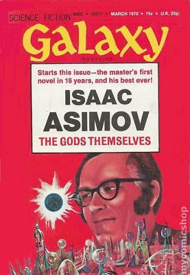 Galaxy Science Fiction (pulp/digest) #Vol. 32 #5 1972 VG 4.0 Stock Image