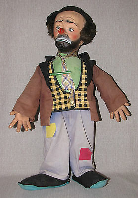 Emmett Kelly Dolls