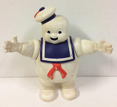 Vintage The Real Ghostbusters Stay Puft Marshmallow Man Figure Kenner 1984