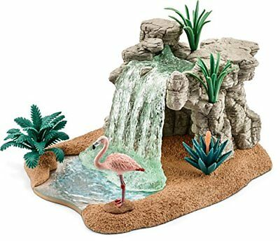 North America Waterfall Playset - Hand Painted Plastic Highly Detailed Quality