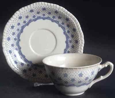 Ridgway COLUMBIAN STAR Oversized Cup & Saucer 2340250