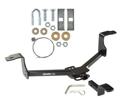 Trailer Tow Hitch For 09-14 Acura TL TSX 08-17 Honda Accord w/ Draw Bar Kit