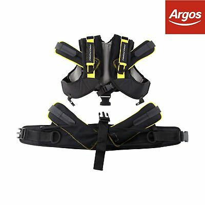 ProForm Max Adjustable Weighted Vest - Black -From the Argos Shop on ebay