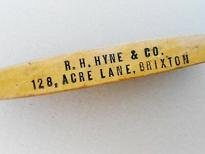 Vintage Hat Brush by HYNE & Co Brixton