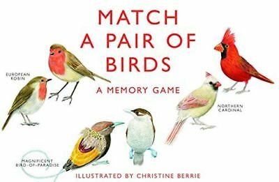 *NEW* - Match a Pair of Birds (Cards) - 1856699668