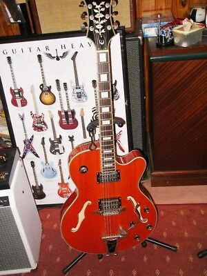 Rock-/Jazzgitarre Epiphone Swingster Custom Shop limited Edition