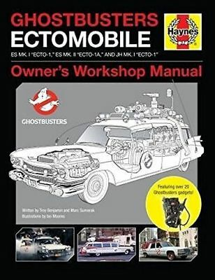 Ghostbusters Owners' Workshop Manual: Ectomobile Es Mk.I (HC) 1785211846