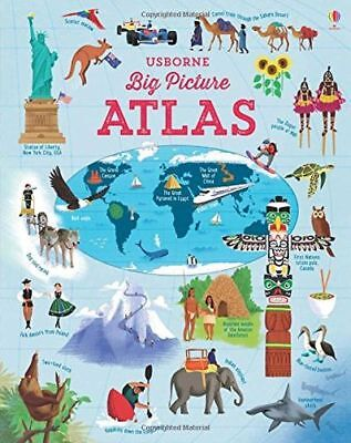 *NEW* - Big Picture Atlas (Atlases) (Hardcover) - 1409598705