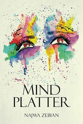 NEW Mind Platter By Najwa Zebian Paperback Free Shipping