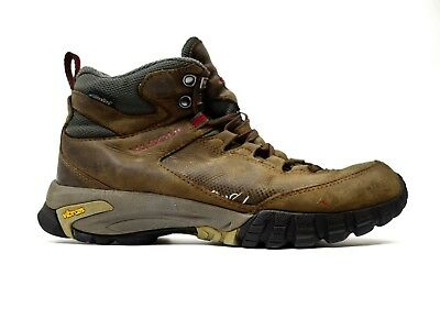 2051e67a0ba VASQUE MENS TALUS Trek Mid Ultra Dry Leather Athletic Support Hiking Boots  8.5