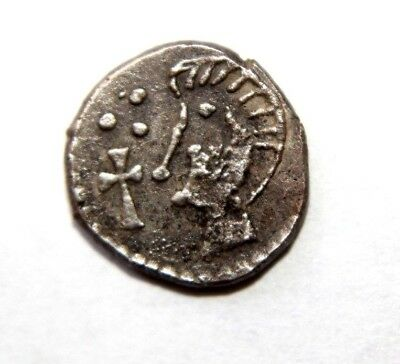 Early Anglo-Saxon Silver Coin c.710-760 AD
