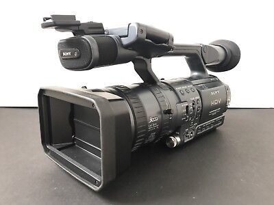 Sony Hdr-Fx1E Camcorder - Damaged