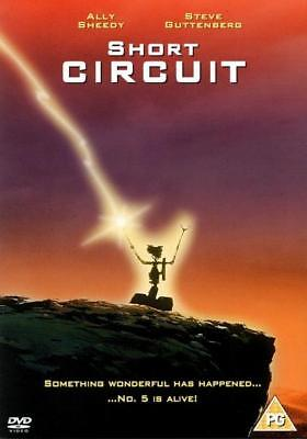 Short Circuit (DVD / Ally Sheedy / John Badham 1985)