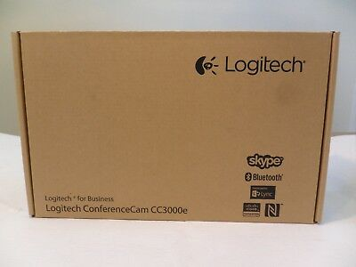 Logitech ConferenceCam CC3000e All-In-One HD Video and Audio Conferencing System