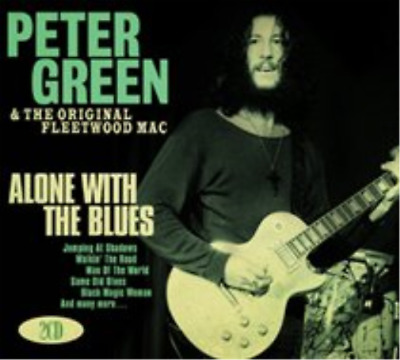 Peter Green and The Origina...-Alone With the Blues  (UK IMPORT)  CD NEW