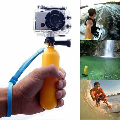FLOATING Hand Grip Handle Mount Accessories Float For GoPro Hero 2 3 4 5 Camera