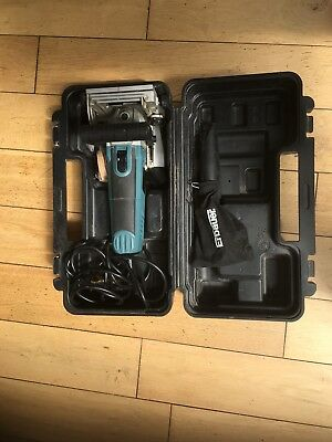 Erbauer Biscuit Jointer 2017 Model In Carry Case 240v