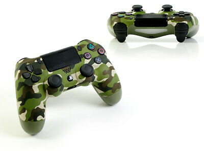 (2016) Sony PS4 Original DUALSHOCK 4 CAMOUFLAGE - Wireless Controller Gamepad V2