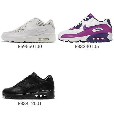 Juniors NIKE AIR MAX 90 MESH SE GS Trainers AA0570 300