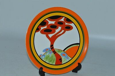 """Wedgwood Limited Edition Plate """"Red Tree """"by Clarice Cliff ( SL140)"""