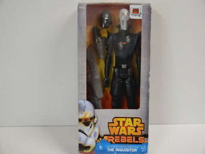 Disney Hasbro Star Wars ca. 25-30cm Rebell The Inquisitor A8562 - in OVP