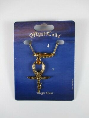 Isis Goddess Pendant, Necklace, Egypt Jewellery Collection, New