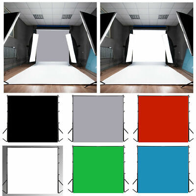 6 Solid Colors Photography Background Studio Photo Shooting Props Backdrop Child